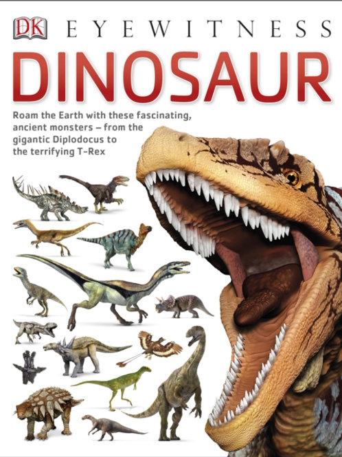 Eyewitness Dinosaur (AGE 8+)