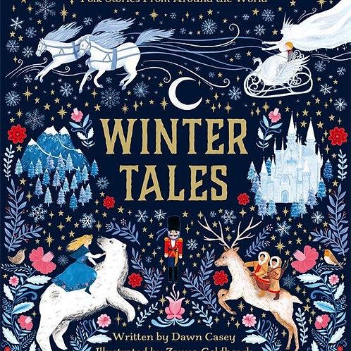 Dawn Casey - Winter Tales (AGE 7+) (HARDBACK)