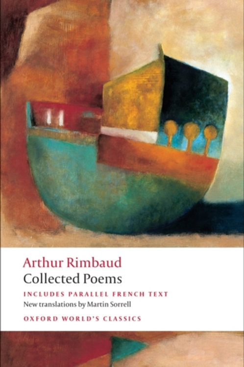 Arthur Rimbaud - Collected Poems