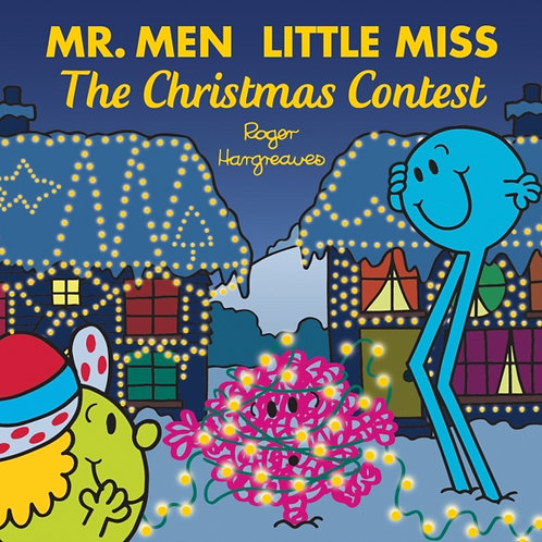 Adam Hargreaves - Mr. Men Little Miss The Christmas Contest
