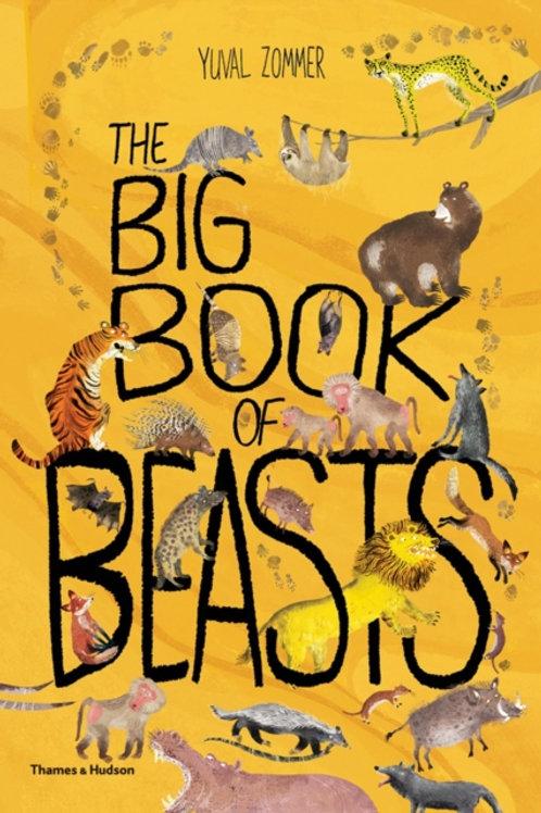 Yuval Zommer - Big Book Of Beasts (AGE 5+) (HARDBACK)