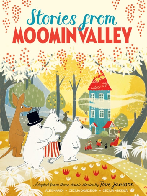 Haridi, Davidsson and Jansson - Stories From Moominvalley (AGE 3+)