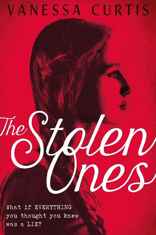 Vanessa Curtis - The Stolen Ones (AGE 14+)