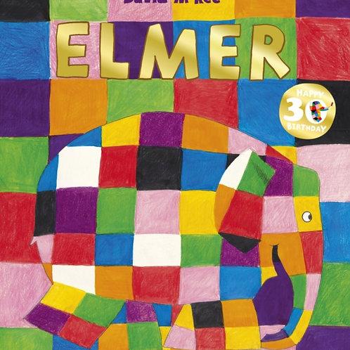 David Mckee - Elmer (AGE 3+)
