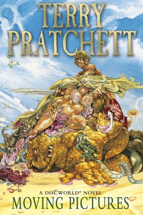 Terry Pratchett -  Moving Pictures : Discworld Book Ten