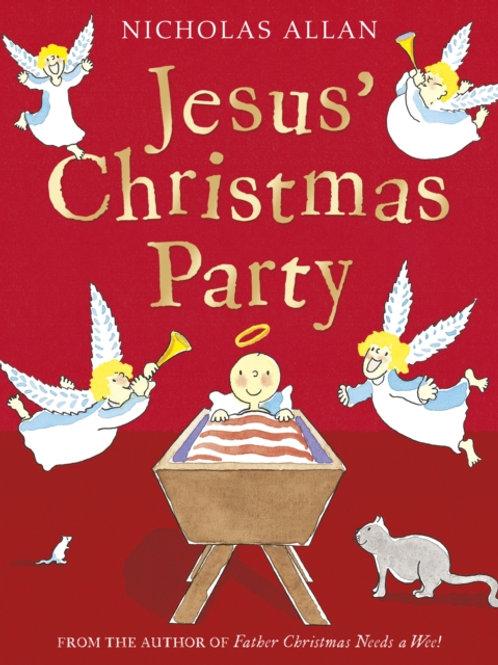 Nicholas Allan - Jesus' Christmas Party (AGE 3+)