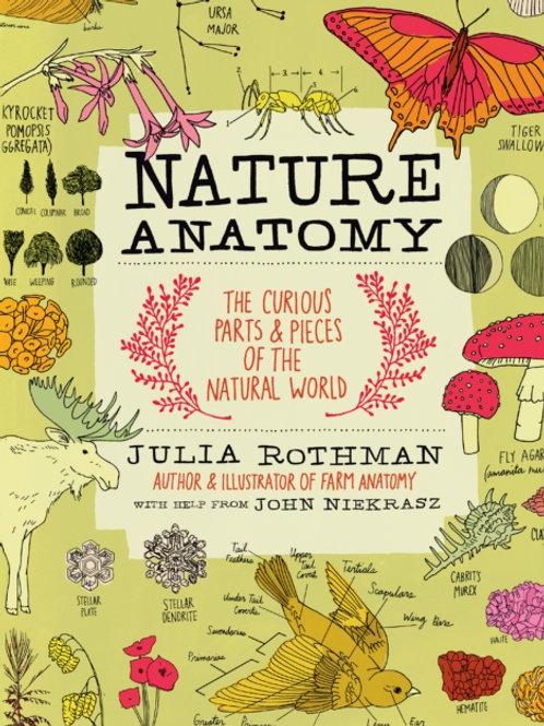 Julia Rothman - Nature Anatomy