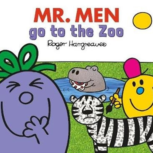 Roger Hargreaves - Mr. Men At The Zoo (AGE 3+)