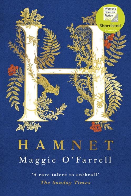 Maggie O'Farrell- Hamnet