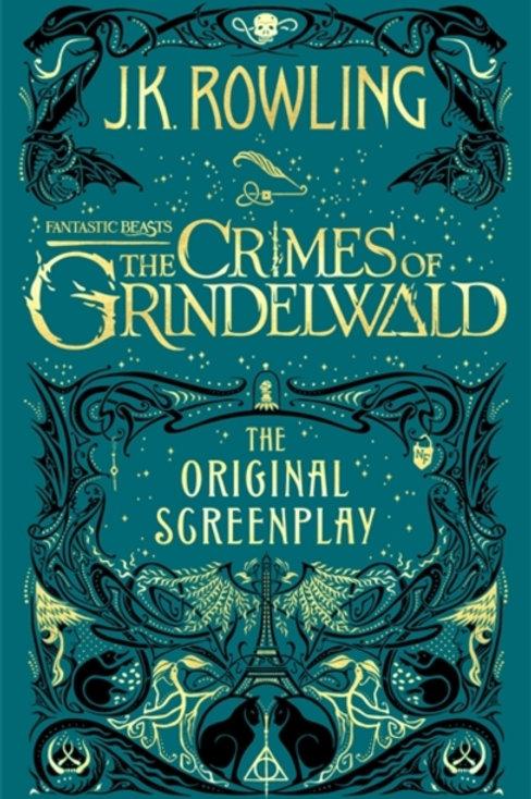 J.K. Rowling - Crimes Of Grindelwald Screenplay (AGE 8+)