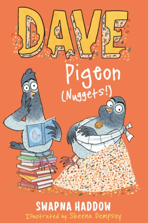 Swapna Haddow - Dave Pigeon (Nuggets!) (AGE 6+) (2nd In Series)