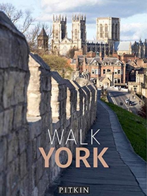 Phoebe Taplin - Walk York (Pitkin Guide)