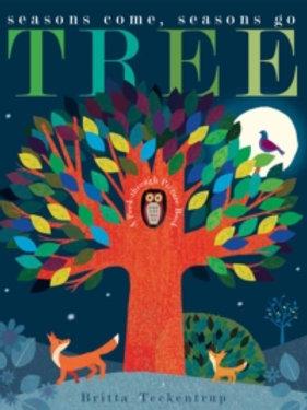 Britta Teckentrup - Tree (AGE 3+)