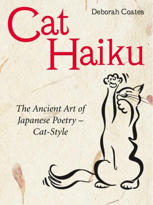 Deborah Coates - Cat Haiku