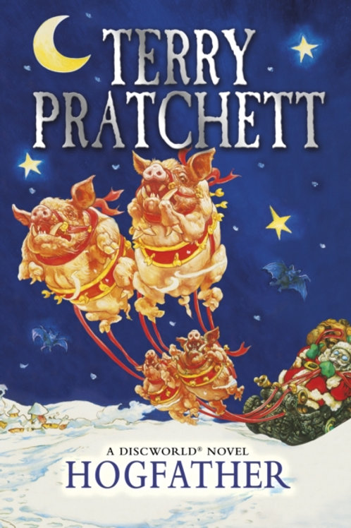 Terry Pratchett - Hogfather : Discworld Book Twenty