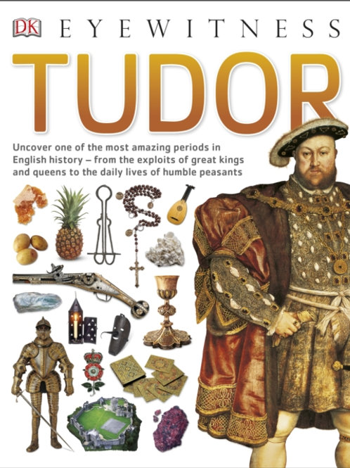 Eyewitness Tudor (AGE 8+)