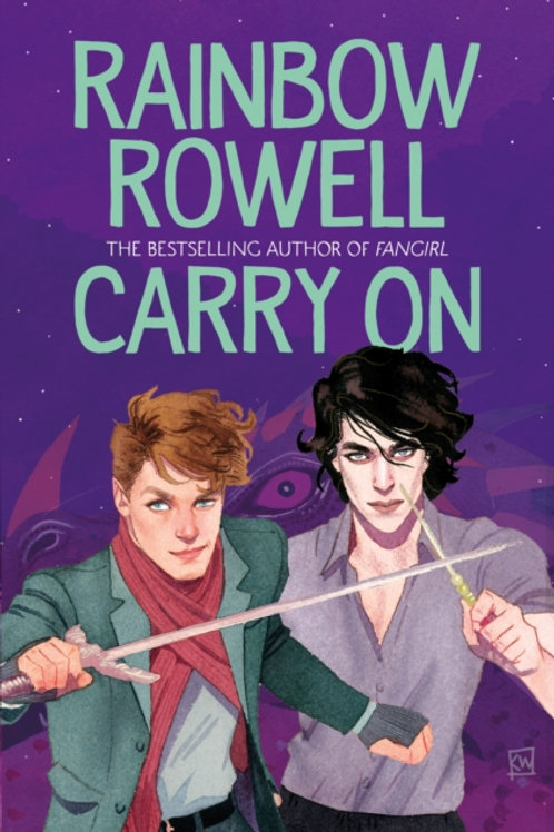 Rainbow Rowell - Carry On (AGE 14+)  (1st In Series)