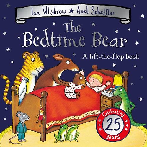 Ian Whybrow - The Bedtime Bear (AGE 2+) (HARDBACK)