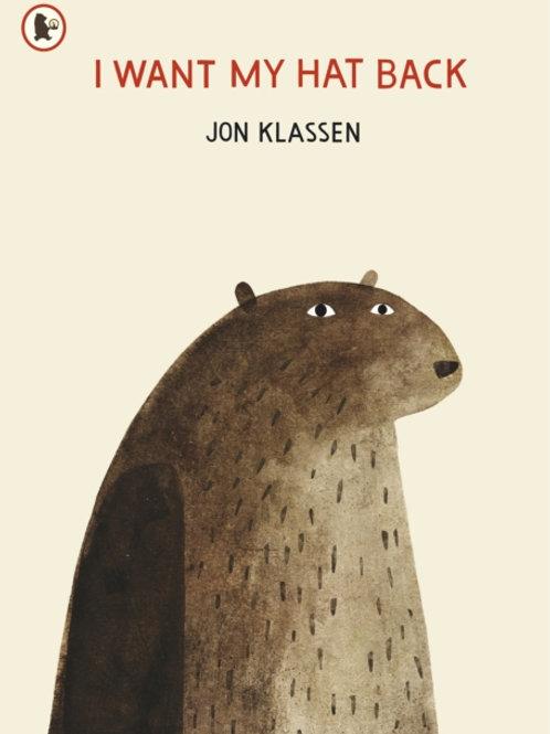 Jon Klassen - I Want My Hat Back (AGE 3+)