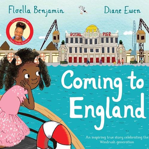 Floella Benjamin - Coming To England (AGE 3+)