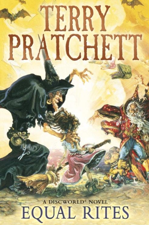 Terry Pratchett - Equal Rites : Discworld Book Three