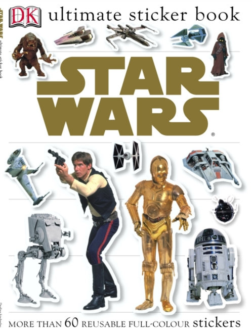 Star Wars Ultimate Sticker Book (AGE 5+)