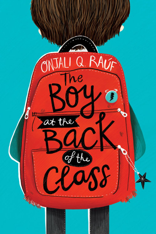 Onjali Q. Rauf - Boy At The Back Of The Class (AGE 8+) (SIGNED BOOKPLATE EDITION