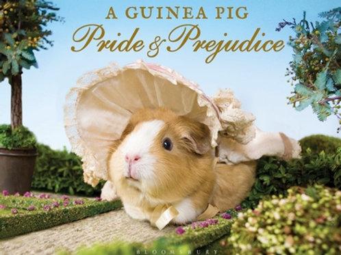 Guinea Pig Pride And Prejudice (HARDBACK)