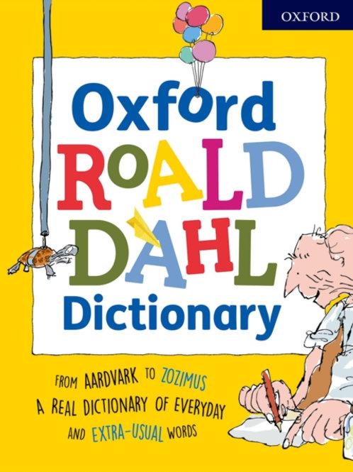 Susan Rennie - Oxford Roald Dahl Dictionary (AGE 8+)
