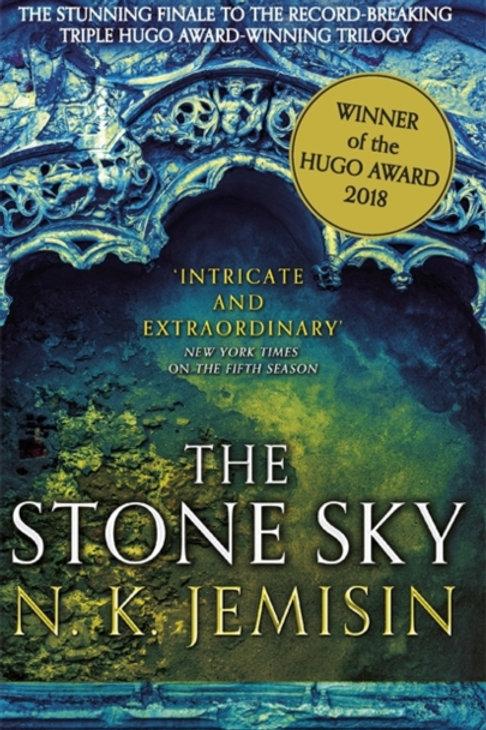 N.K.Jemisin - The Stone Sky (3rd In Series)