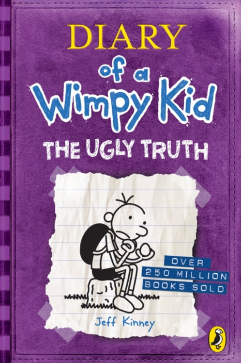 Jeff Kinney - Diary Of A Wimpy Kid : The Ugly Truth (AGE 8+) (5th In Series)