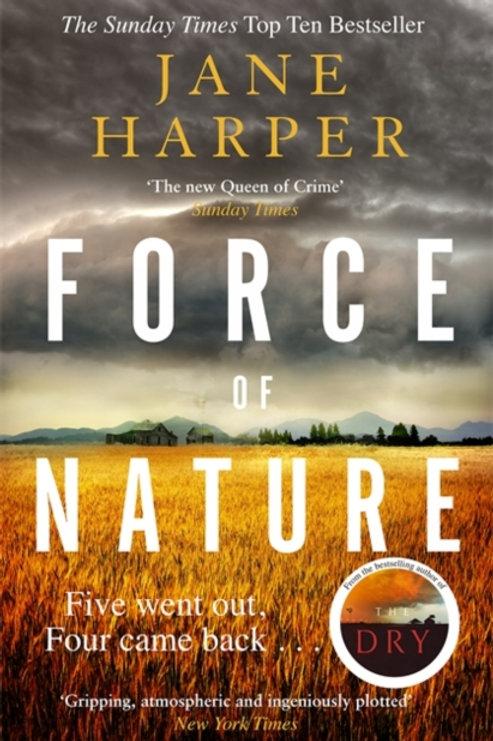 Jane Harper - Force Of Nature