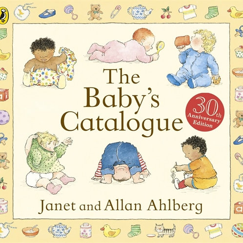 Janet And Allan Ahlberg - Baby's Catalogue (AGE 0+) (HARDBACK)
