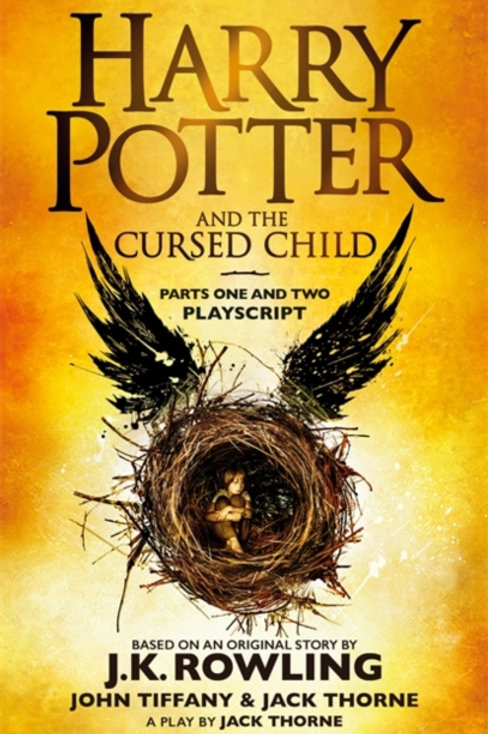 J.K. Rowling - Harry Potter And The Cursed Child Playscript (AGE 8+)