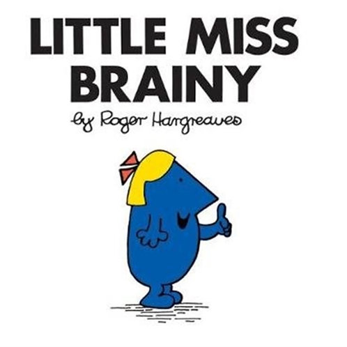 Roger Hargreaves - Little Miss Brainy (AGE 3+) (Little Miss No. 25)