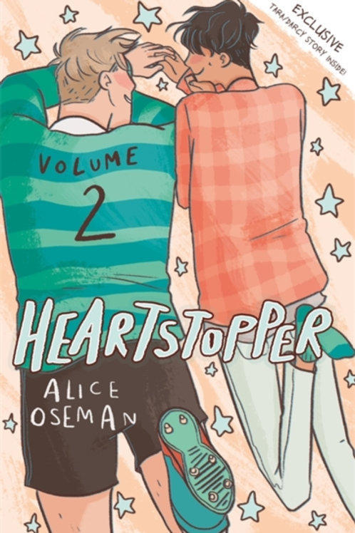 Alice Oseman - Heartstopper Volume Two