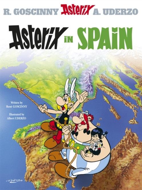 Rene Goscinny - Asterix In Spain (AGE 8+) (No. 14)