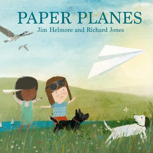 Jim Helmore - Paper Planes (AGE 2+)