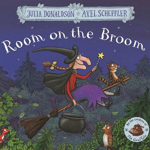 Julia Donaldson - Room On The Broom (AGE 3+)
