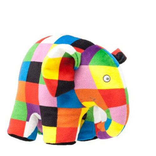 Elmer The Elephant Toy