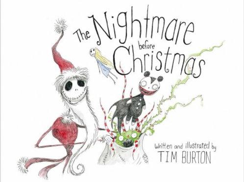 Tim Burton - Nightmare Before Christmas (HARDBACK)