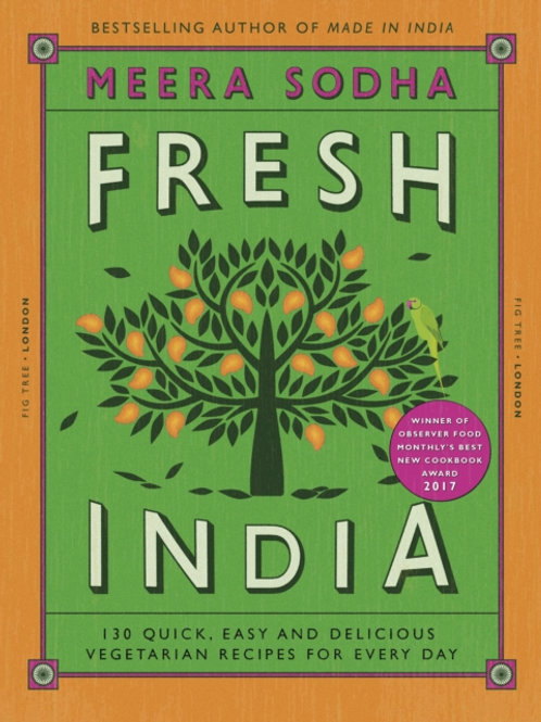 Meera Sodha - Fresh India (HARDBACK)