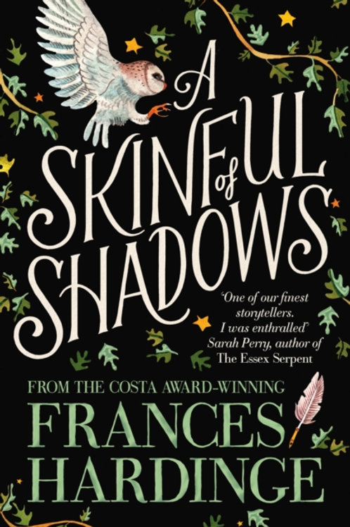 Frances Hardinge - Skinful Of Shadows (AGE 12+)