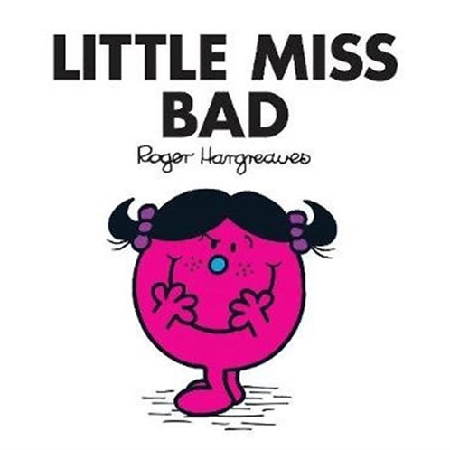 Roger Hargreaves - Little Miss Bad (AGE 3+) (Little Miss No. 32)
