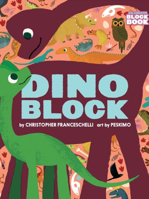 Christopher Franceschelli - Dinoblock (AGE 3+) (HARDBACK)