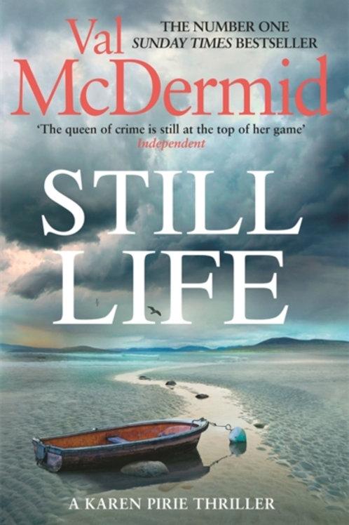 Val McDermid - Still Life (SIGNED COPY) (HARDBACK)