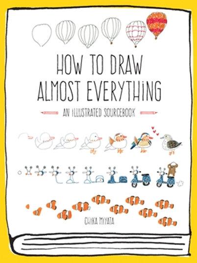 Chika Miyata - How To Draw Almost Everything
