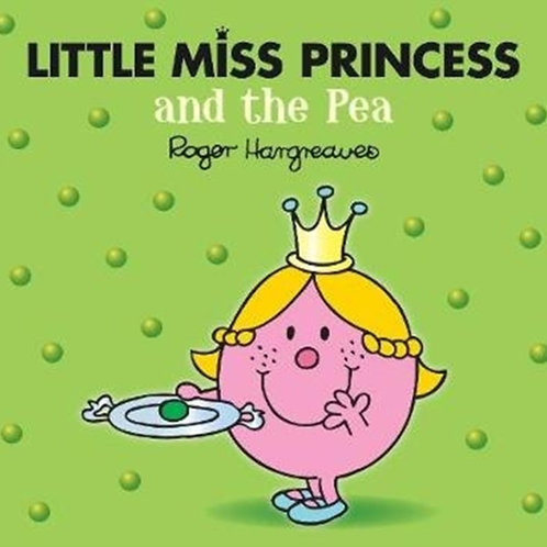 Roger Hargreaves - Little Miss Princess And The Pea (AGE 3+)