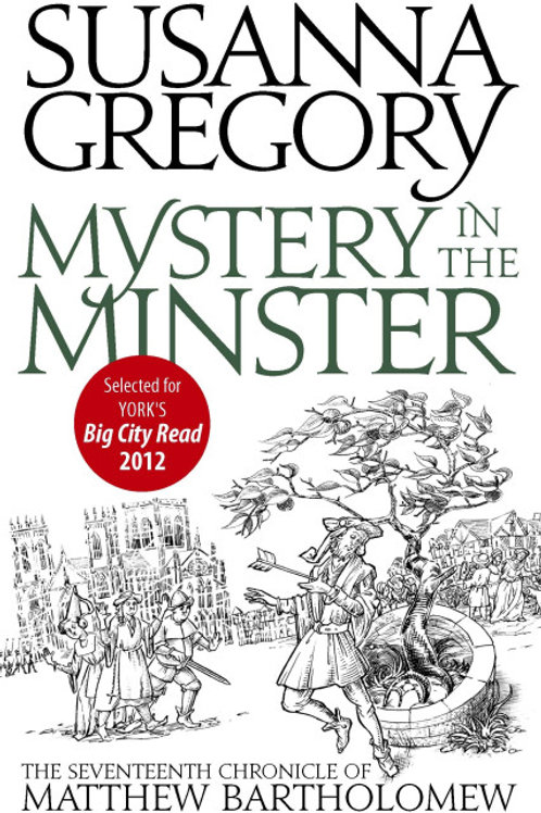 Susanna Gregory - Mystery In The Minster