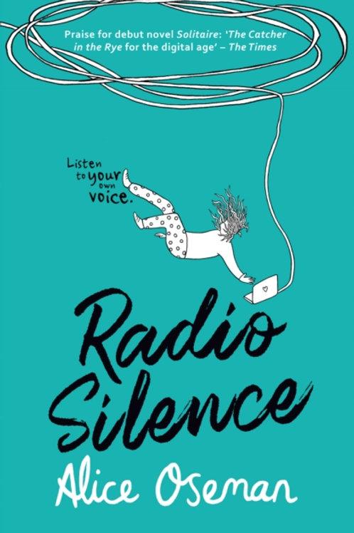 Alice Oseman - Radio Silence (AGE 14+)